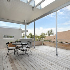 Contemporary Deck by Facelifts Home Improvement