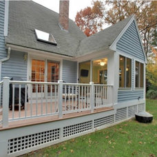 Traditional Deck by Masters Touch