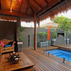 Tropical Deck by PURE BASE LIVING