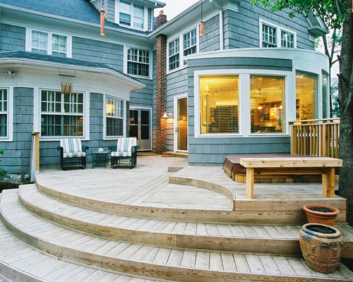 Deck Stairs Design Ideas deck stairs design inspiration deck stair designs pictures Curved Deck Stairs Home Design Photos