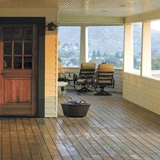 Craftsman Deck by Holland & Knapp Construction