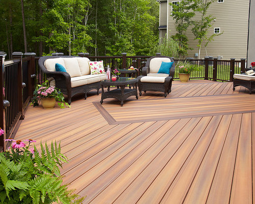 Fiberon horizon ipe deck houzz for Fiberon ipe decking prices
