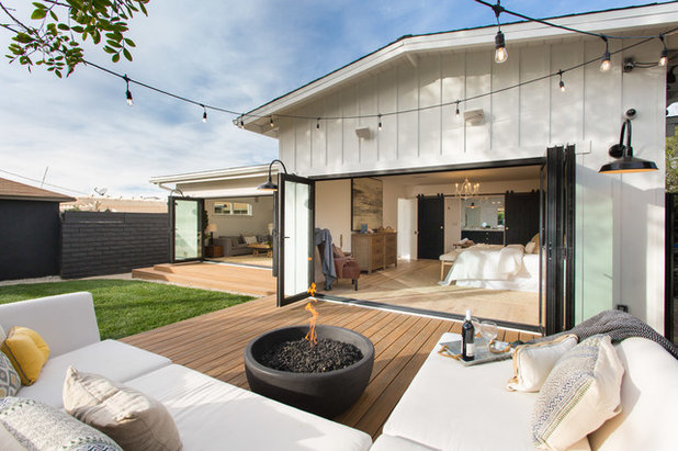 Farmhouse Deck by NUMI Home