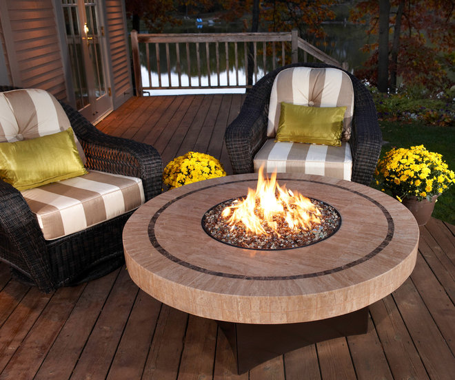 Traditional Fire Pits by All Backyard Fun