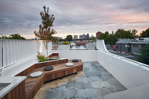 Contemporary Deck by Taylor Knights