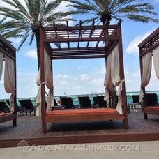 Tropical Deck by AdvantageLumber.com