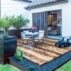 Contemporary Deck by Blink.is Design