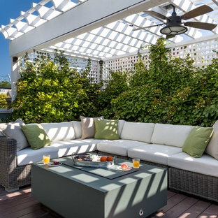 Fruitful Roof Deck