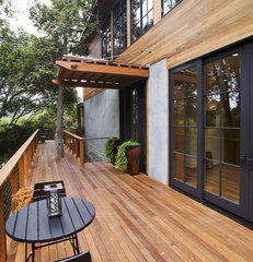 modern patio by Fulcrum Structural Engineering