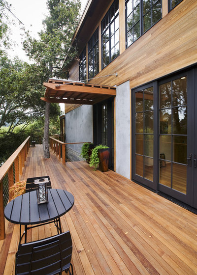 Transitional Deck by Fulcrum Structural Engineering