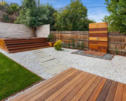 Ideas para terrazas dise os de terrazas grandes con - Duchas para terrazas ...
