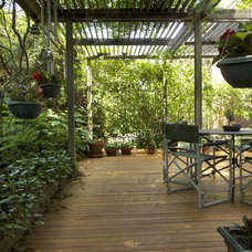 Eclectic Deck by G. Steuart Gray AIA