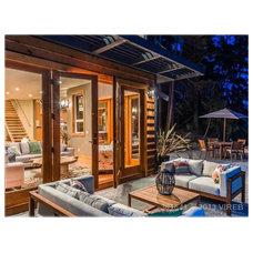 Craftsman Deck by Doorex