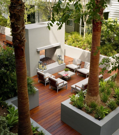 Industrial Deck by Incorporated