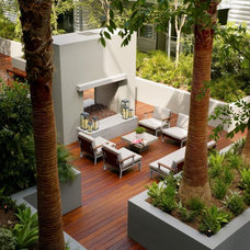 modern deck by Incorporated