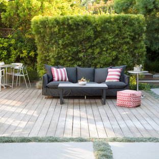 Example of a danish deck design in San Francisco