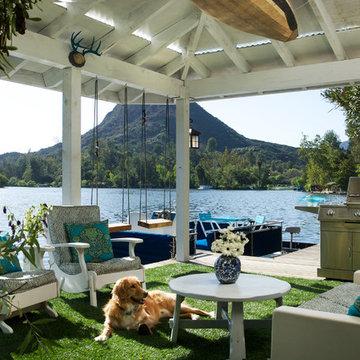 Ggem Design Co Outdoor Rooms