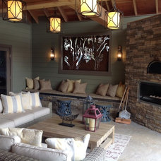 Eclectic Deck by Brett Marlo Designs