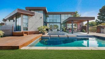 Glass House Deck