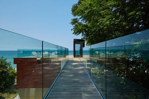 Contemporáneo Terraza y balcón by Viewrail