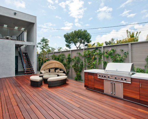Cherry Wood Deck Design Ideas & Remodel Pictures | Houzz