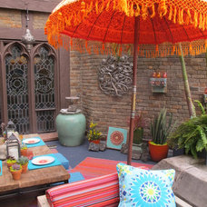 Eclectic Deck by Susan Cohan, APLD