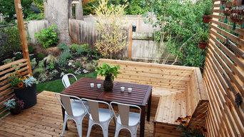 Greenwood Backyard