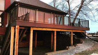 Gretna Acreage Deck Replacement