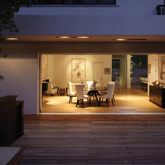 modern patio by Griffin Enright Architects