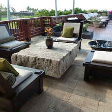Tropical Patio by Jeanne Marie Imports