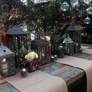 Rustikale Terrasse Houston Ideen Design Bilder Houzz