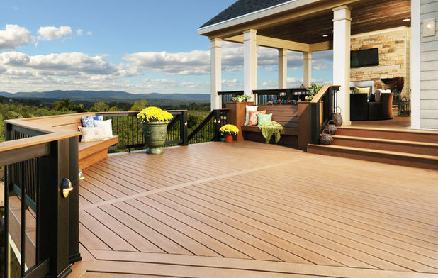 American Traditional Terrace by Protechwood International Limited