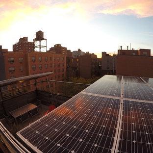 Harlem Solar Sunset