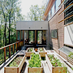 modern patio by Resolution: 4 Architecture