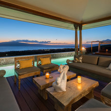 Tropical Deck by Island Essence Interiors