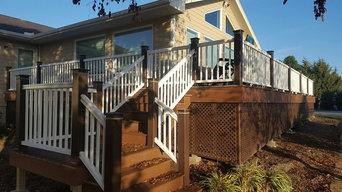 Hesston Deck Addition