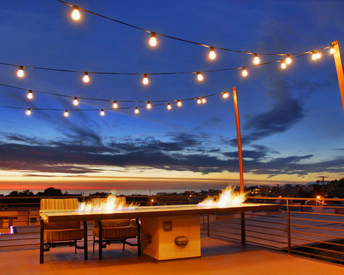 String Lights Home Design Ideas Pictures Remodel And Decor