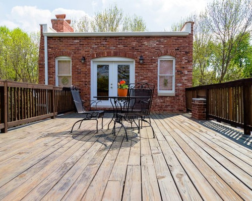 Victorian outdoor rooftop design ideas renovations photos for Garden decking hinckley