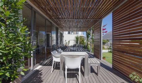 Windschutz für die Terrasse: Welche Varianten gibt es?