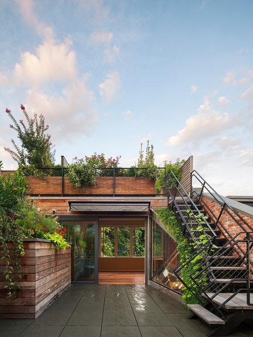 saveemail - Rooftop Deck Design Ideas