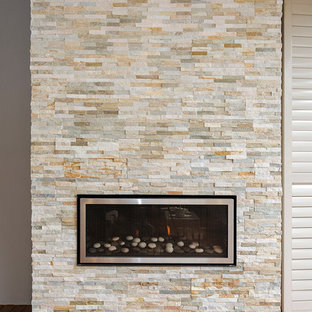 In-built Fireplace
