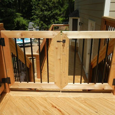 Traditional Deck by Outback Deck, Inc.