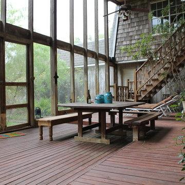 Indoor/Outdoor Patio