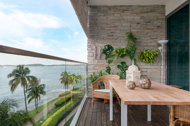 Tropical Deck by Marcus Interior