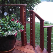 Wood Cable Railing Systems