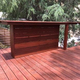 Ipe Deck & Bar