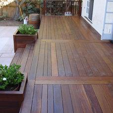 Tropical Deck by OC Deck & Patio