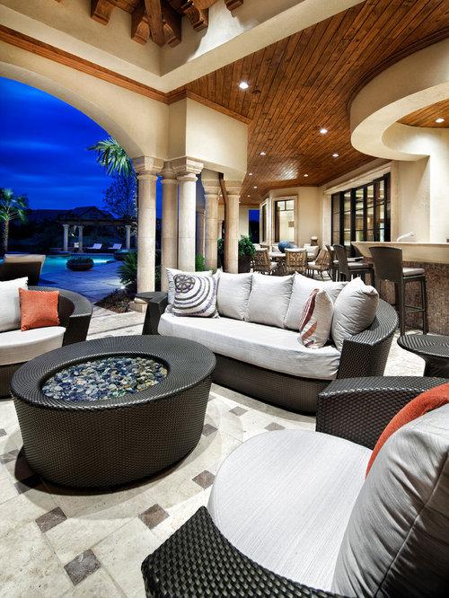 Italian elegance for Luxury outdoor living spaces
