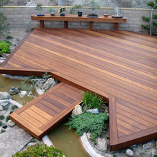 Asian Deck by SD Independent Construction