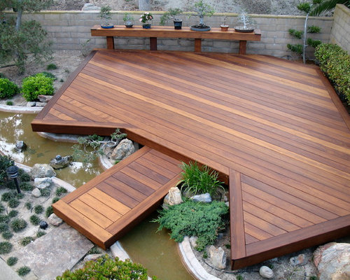 saveemail - Wood Deck Design Ideas